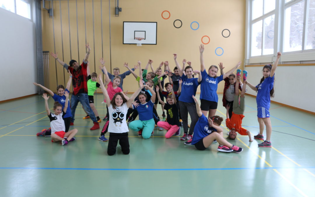 A first insight into the dance culture of HipHop in Wolhusen