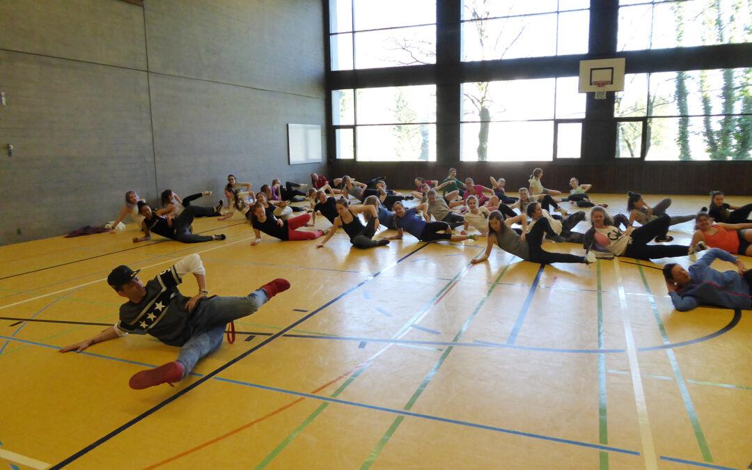 Tanzcamp mit dem MDS DUO